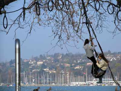 Imágenes de Suiza: 'Inalcanzables' (Ginebra)