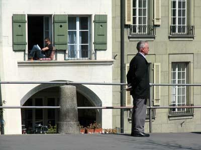 Imágenes de Suiza: 'Mañana soleada' (Berna)