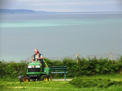 Imágenes de Irlanda: 'El sonido del mar'
